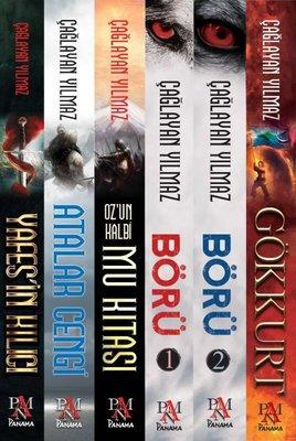 Çağlayan Yılmaz Seti-6 Kitap Takım