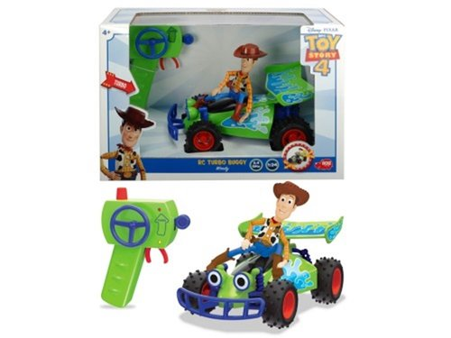 Dickie RC Toy Story4 BuggywithWoody