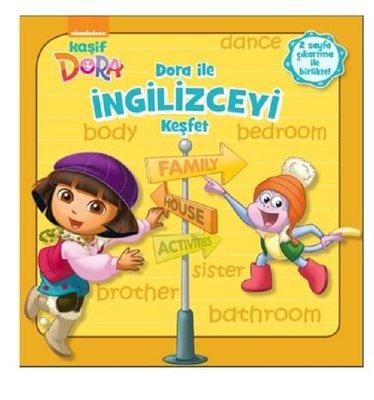 Kaşif Dora ile İngilizceyi Keşfet