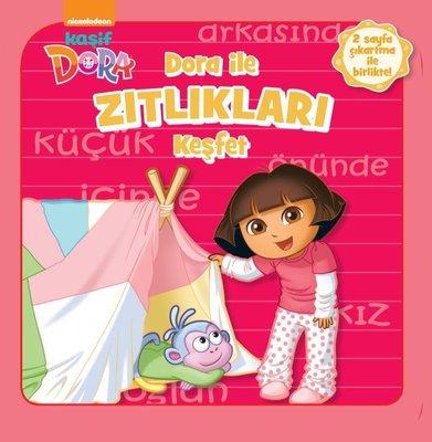 Kaşif Dora İle Zıtlıkları Keşfet