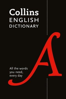 Collins English Dictionary 8th Edition