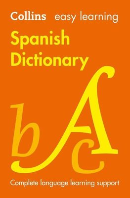 Collins Easy Learning Spanish Dictionary 8th Edition