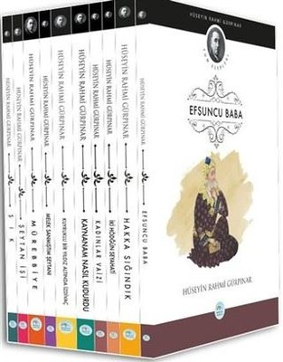 Hüseyin Rahmi Gürpınar Seti - 10 Kitap Takım