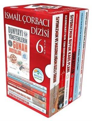 İsmail Çorbacı Dizisi-6 Kitap Takım