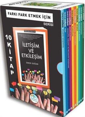 Farkı Fark Etmek İçin Serisi - 10 Kitap Takım Kutulu