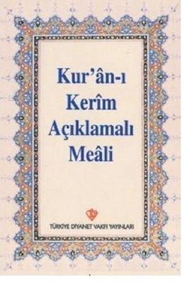Kur'an-ı Kerim Meali-Hafız Boy