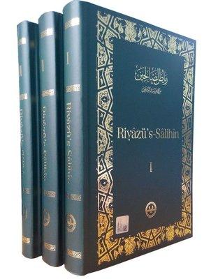 Riyazü's Salihin Seti-3 Cilt Takım