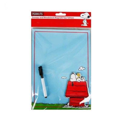 Ivy-Yazı Tahtası Magnetli Snoopy Ve Woodstock (Peant)