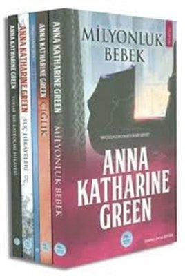 Anna Katharine Green Seti - 5 Kitap Takım