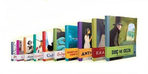 Hepsi Sana Miras Çocuk Klasikleri Seti-10 Kitap Takım