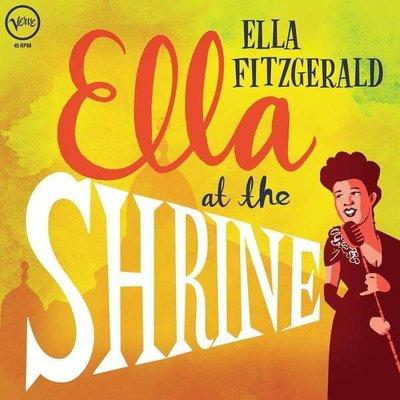 Ella At The Shrine Plak