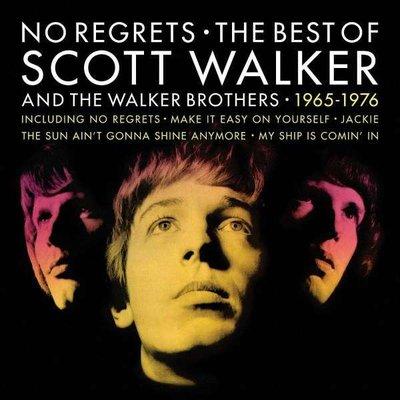 No Regrets - Best Of Scott Walker Plak