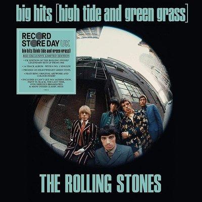 Big Hits (High Tide & Green Grass) Plak