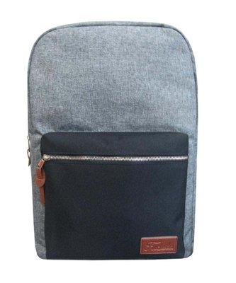 Fudela Inq Grey - Black Sırt Çantası Fİ 10