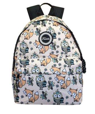 Fudela Outdoor Backpack Sevimli Tilki FE 21