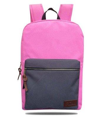 Fudela Inq Pink-Grey Sırt Çantası  Fİ 05