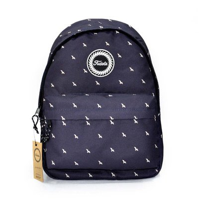 Fudela Outdoor Backpack Lacivert Kuşlar FE 56
