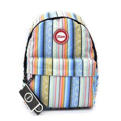 Fudela Outdoor Backpack Desen Renkli FE 27