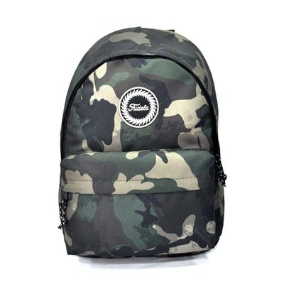 Fudela Outdoor Backpack Koyu Askeri Geometri FE 64