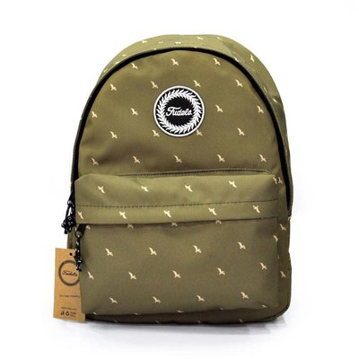 Fudela Outdoor Backpack Haki Kuşlar FE 09