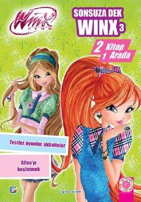 Winx Club Sonsuza Dek Winx 3-İki Kitap 1 Arada