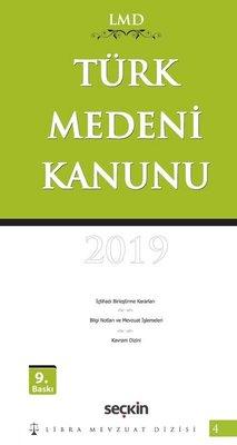 LMD-Türk Medeni Kanunu 2019