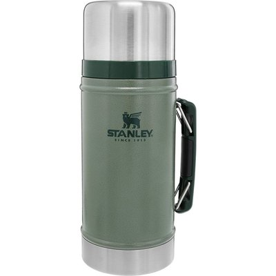 Stanley-Classic Legendary Food Jar .94L / 1.0QT Hammertone Green