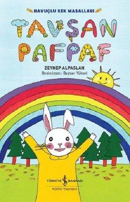 Tavşan Pafpaf-Havuçlu Kek Masalları