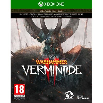 Warhammer : Vermintide 2 Deluxe Edition