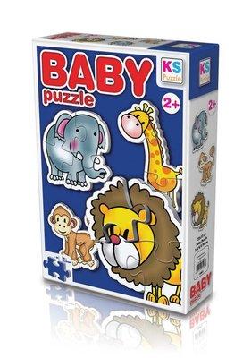 Ks Games-Baby Puz. Orman