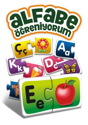 Ks Games Alfabe Öğreniyorum Eğitici Oyun