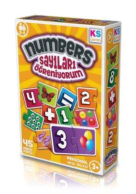 Ks Games-Numbers SayılrıÖğreniyorum