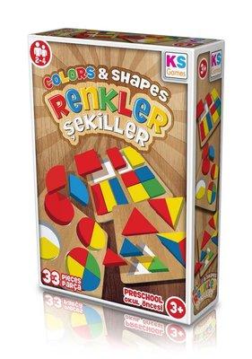 Ks Games-Renkler Ve Şekiller