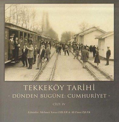 Tekkeköy Tarihi Cilt 4-Osmanlı Devri