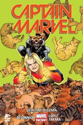 Captain Marvel-Şeklini Bozma