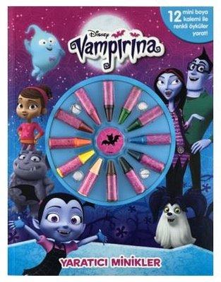 Disney Vampirina-Yaratıcı Minikler