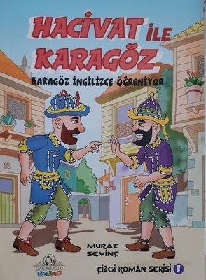 Hacivat ile Karagöz-Karagöz İngilizce Öğreniyor