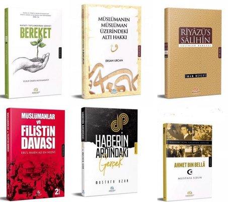 Okumak Asil Bir Eylemdir-6 Kitaplık İslam Kültür Seti