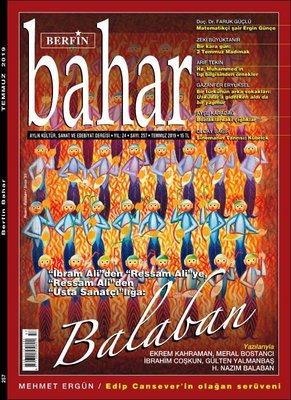 Berfin Bahar Dergisi Sayı 257