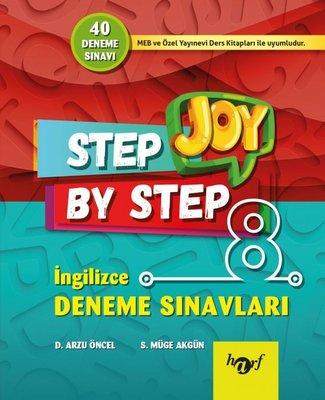 Step By Step Joy 8.Sınıf İngilizce Deneme Sınavları