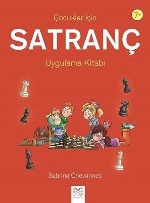 Çocuklar İçin Satranç Uygulama Kitabı 7+