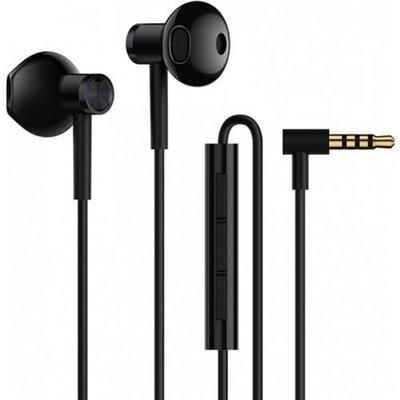 Xiaomi Yarım Kulakiçi Çift Sürücülü Stereo Mikrofonlu Kulaklık Siyah