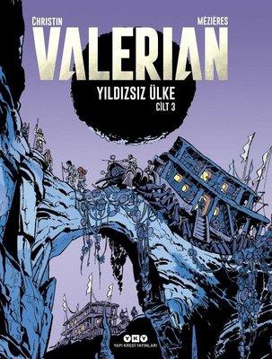 Valerian Cilt 3-Yıldızsız Ülke