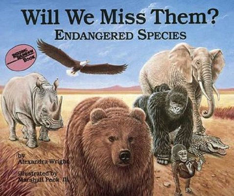 Will We Miss Them?: Endangered Species (Reading Rainbow Books)