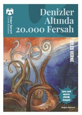 Denizler Altında 20000 Fersah-Çocuk Klasikleri