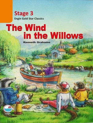 The Wind in the Willows CD'li-Stage 3