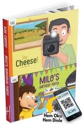 Milo's Birtday Party-Say Cheese!
