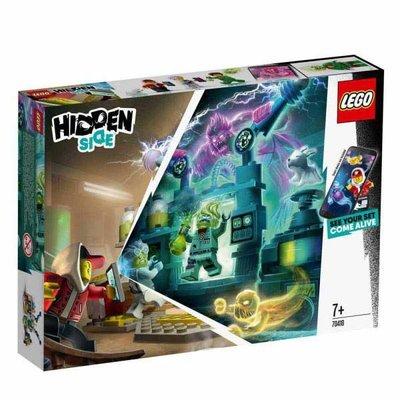 Lego Hidden Side 70418 J.B.'nin Hayalet Laboratuvarı