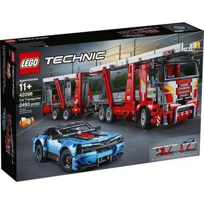 Lego Technic 42098 Araba Nakliye Aracı
