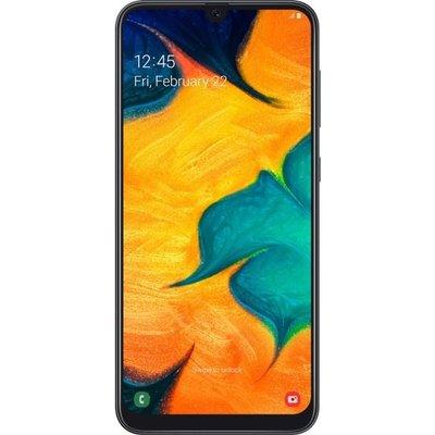 Samsung Galaxy A30 64 GB Cep Telefonu Black Samsung Türkiye Garantili